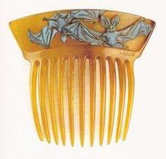 lalique comb - Google Search