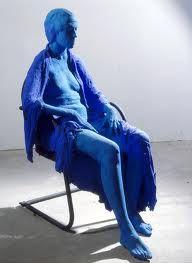 George Segal sculpture