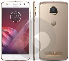 Primeras imágenes del Motorola Moto Z2 Play filtradas