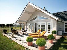 Ein Haus, vier Flügel und jede Menge Extras Vier Flügel und jede Menge Extras: Nyborg ist das Traumhaus für gehobene Ansprüche!