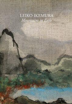 Leiko Ikemura - Mountains in Exile exhibition brochure, March 11, 2016 –April 30, 2016, Galerie Karsten Greve Paris, € 8,-