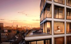 551 West 21st Street, New York | Foster + Partners