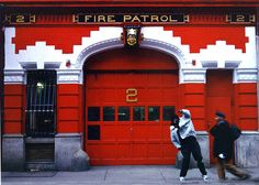 Fire Patrol Boston