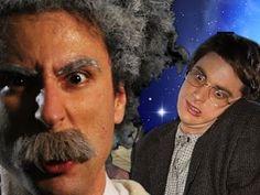 Steven Hawking VS Albert Einstein