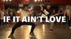 """IF IT AIN'T LOVE"" - Jason Derulo Dance | @MattSteffanina Choreography"