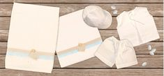 oil cloth set 6 pieces, ladopano,ladopana, λαδόπανα, set underwear baptism vaptism vaptisi Baptism Favors, Baptism Gifts, Christening Gifts, Baby Shower Gifts, Baby Gifts, Underwear, Name Day, Unique Christmas Gifts