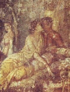 ORIGEN DE LOS BESOS EN LA ANTIGUA ROMA, según Plutarco | TODOS LOS BESOS