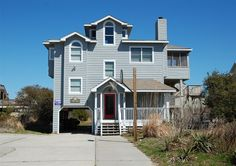 Twiddy Outer Banks Vacation Home - I Sea Light - Corolla - Oceanside - 6 Bedrooms