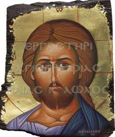 jesus Byzantine Icons, Painting, Art, Jesus Face, Craft Art, Paintings, Kunst, Gcse Art, Draw