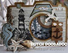 Cards made by Monique: Bloghop/Uitgelicht Dutch Doobadoo