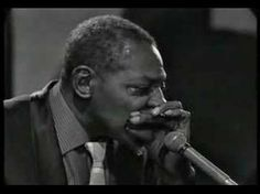 Cool performance, Sonny Boy Williamson with Otis Spann on the piano!