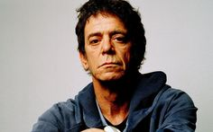 Portrait of American musician Lou Reed (1942 - 2013)  in Berlin in May 2003. (Photo by Eamonn McCabe/Redferns)
