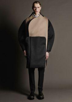"""In Loving Memories"" Mai-Gidah A/W '14/'15 | Trendland / Men fashion, men coat"
