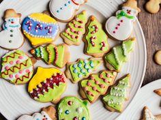 The Bestest Butter Cookies Rolled Recipe - Genius Kitchen