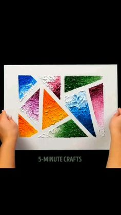 Painting Ideas 2020 - Acryl Malerei - New Painting Ideas by Crafts Canvas Painting Tutorials, Acrylic Painting Techniques, Painting Lessons, Painting Videos, Diy Painting, 5 Minute Crafts Videos, Diy Videos, Art Diy, Learn Art