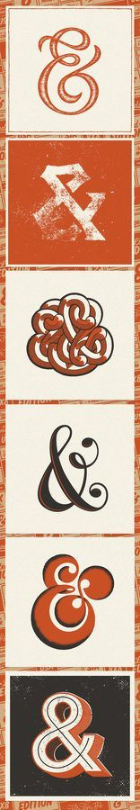 Ampersand Collection 2 | Fifty Five His