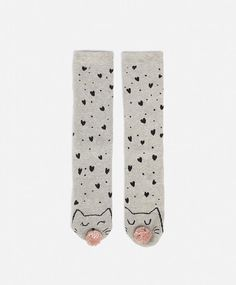 Socken mit Katzen - OYSHO
