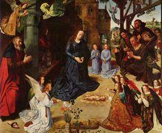 Portinari Triptych, Hugo Van Der Goes