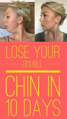 Health In Men Home remedies and facial exercise to get rid of double chin wrap overnight. - Double chin removal guide - Tips and best face exercise to lose double chin. Lose double chin using non-surgical facelift methods. Double Chin Exercises, Neck Exercises, Facial Exercises, Jowl Exercises, Double Chin Workout, Reduce Double Chin, Double Chin Removal, Face Yoga, Tips Belleza