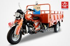 2016 Wholesale 3 wheel motorized trike for cargo with closed cab best sell in China