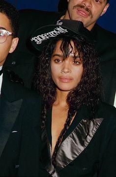 Lisa Bonet, 1988
