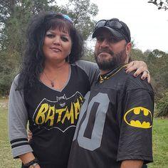 Melanie and Chuck