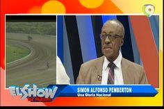 La Entrevista a Simón Alfonso Pemberton en el Show del mediodía