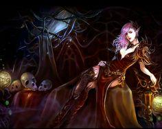 Witch - Fantasy Wallpaper ID 1514406 - Desktop Nexus Abstract