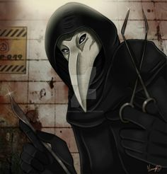 21 Best Scp 049 Images Creepy Pasta Creepypasta Plague Doctor