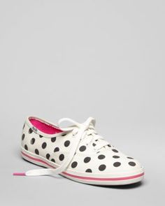 Keds® for kate spade new york Lace Up Oxford Sneakers - Kick Lace Up Flats