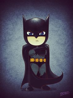 Dark Knight by Martin Erws, via Flickr