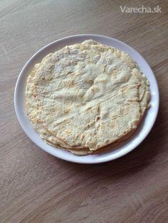 Bezlepkové tortilly