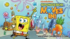 Spongebob Moves In Guide, Cheats, & Tips - http://appinformers.com/spongebob-moves-in-guide-cheats-tips/