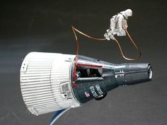 Dragon's recently new release of a scale Gemini spacecraft. I recently spent a couple of pleasant weekends building Dragon's new Apollo Space Program, Nasa Space Program, Project Gemini, Soyuz Spacecraft, Project Mercury, Star Wars Spaceships, Science Fiction, Space Rocket, Space And Astronomy