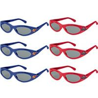 $3.99 for 6 pair. Blaze and the Monster Machines Sunglasses 6ct - Party City