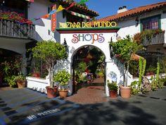 Bazaar del Mundo, San Diego