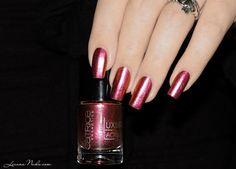 Catrice - Chromeo & Julia  via #lizananails #glossy #polish #nailblogger - bellashoot.com