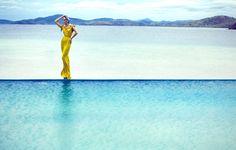 EL GRAN AZUL Jose Herrera Fashion Styling | Inspirationist