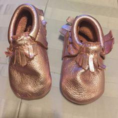 Freshly Picked moccasins Pink Metallic Freshly Picked moccasins Freshly Picked Shoes Moccasins