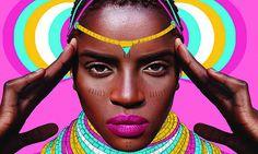 Making Africa je výstava afrického umění a designu