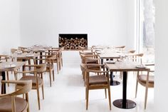 scandinavian-style cafe - Google Search