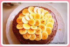Pastry Blogger, Torta di Banane e noci parvè: profumo e colore d'autunno…