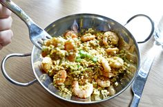As you may know, I am following the Cambridge Weight Plan on Step 2 and am making good progress. I thought I would share my top 7 200 calorie meal ideas with you. This is my recipe for Egg Fried Cauliflower Rice With Prawns. You can find all of the other recipes here in my …