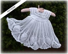 Beautiful baby dress for any occasion :)