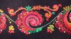 Folklore, Norway, Hand Embroidery, Celtic, Scandinavian, Stitches, Textiles, Illustrations, Costumes