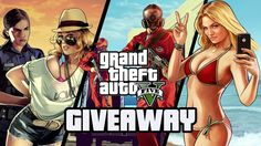 Join karlsanada13's awesome GTA V Giveaway!