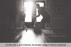 10 TIPS ON A SUCCESSFUL IN-HOME FAMILY PHOTO SESSION Photos courtesy of Day-Z Photography     . So you've been invited into the home of your client, what do you do to ensure you get the perfect shots?  Here are some tips on a successful in home session and retaining [...]