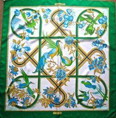 Hermes carre sjaal