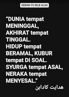 680 Islamic Bahasa Melayu Ideas Islamic Quotes Quotes Islam
