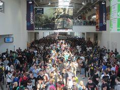 Welcome to Gamescom 2013!